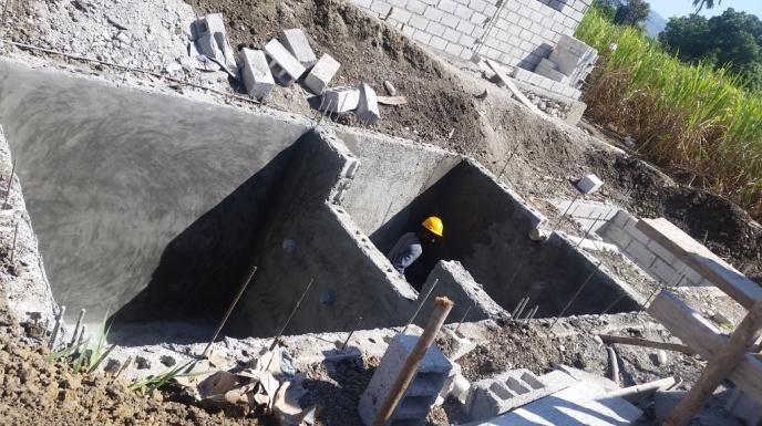 Noyau School Construction 6 (January 2018)