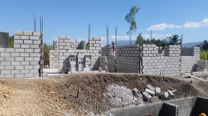 Noyau School Construction 8 (January 2018)