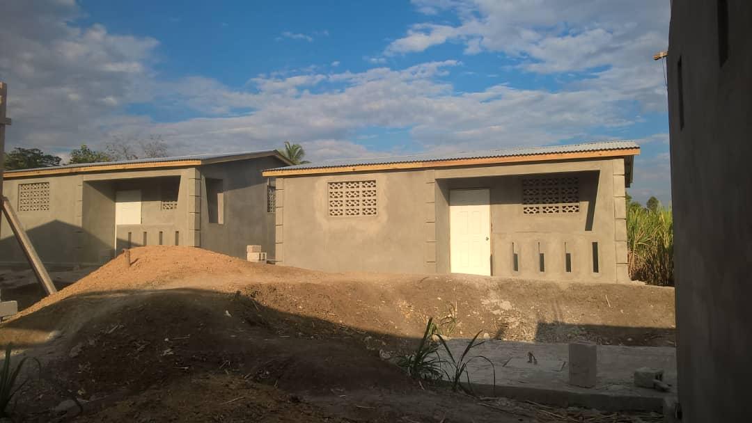 Noyau School Construction 2 (April 2018)