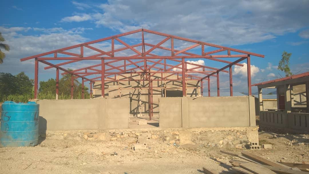 Noyau School Construction 4 (April 2018)